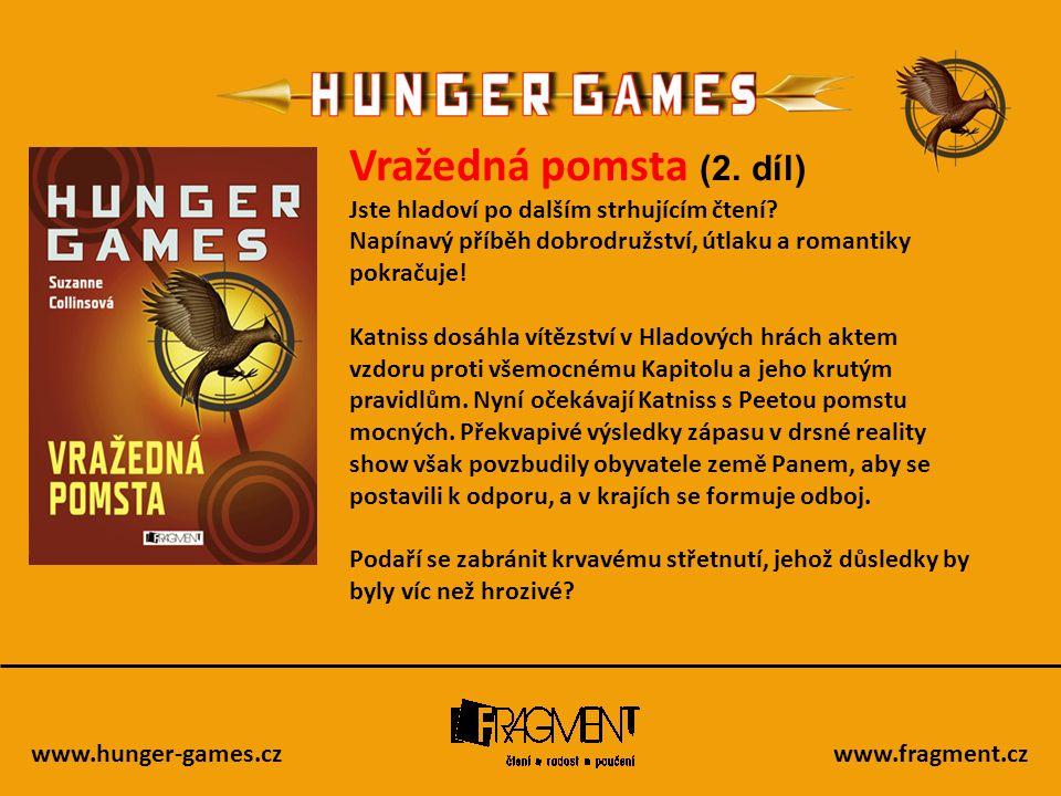 Vražedná pomsta (2. díl) Jste hladoví po dalším strhujícím čtení