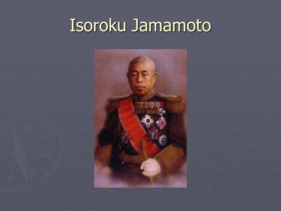 Isoroku Jamamoto