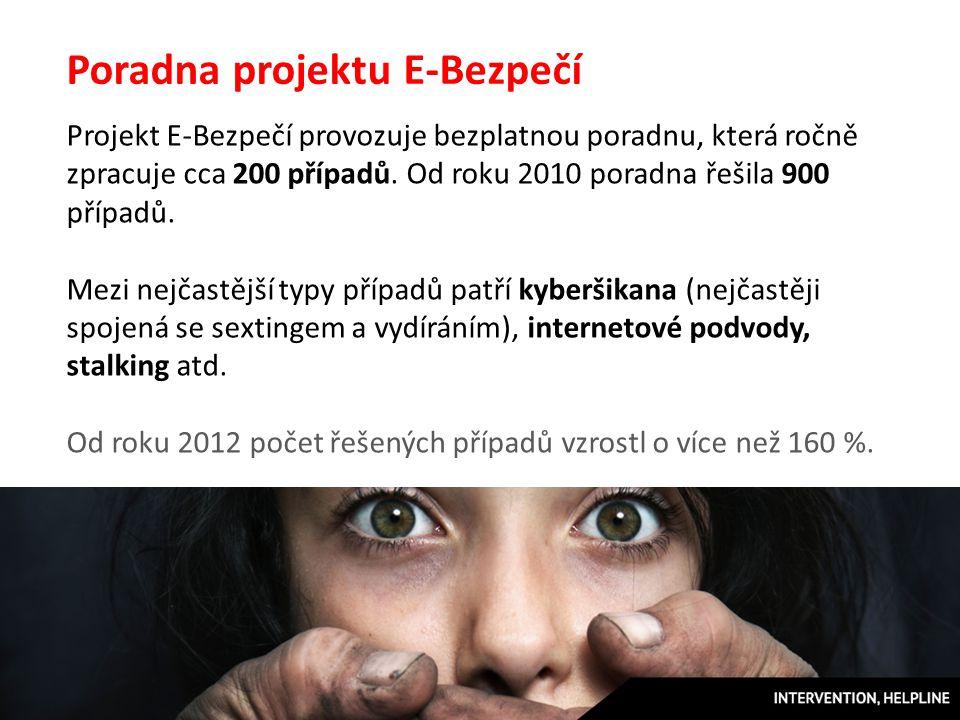Poradna projektu E-Bezpečí