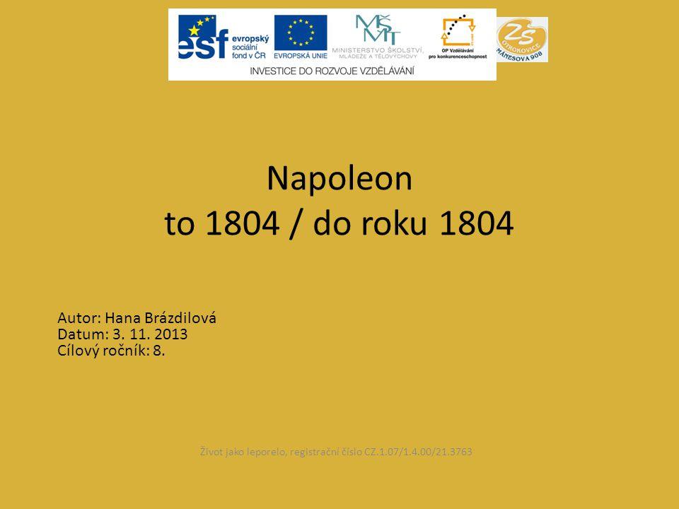 Život jako leporelo, registrační číslo CZ.1.07/1.4.00/21.3763