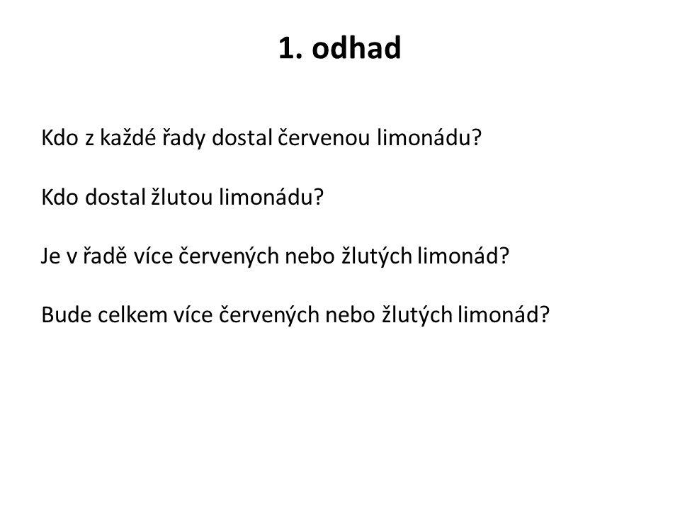 1. odhad