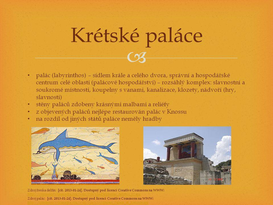 Krétské paláce