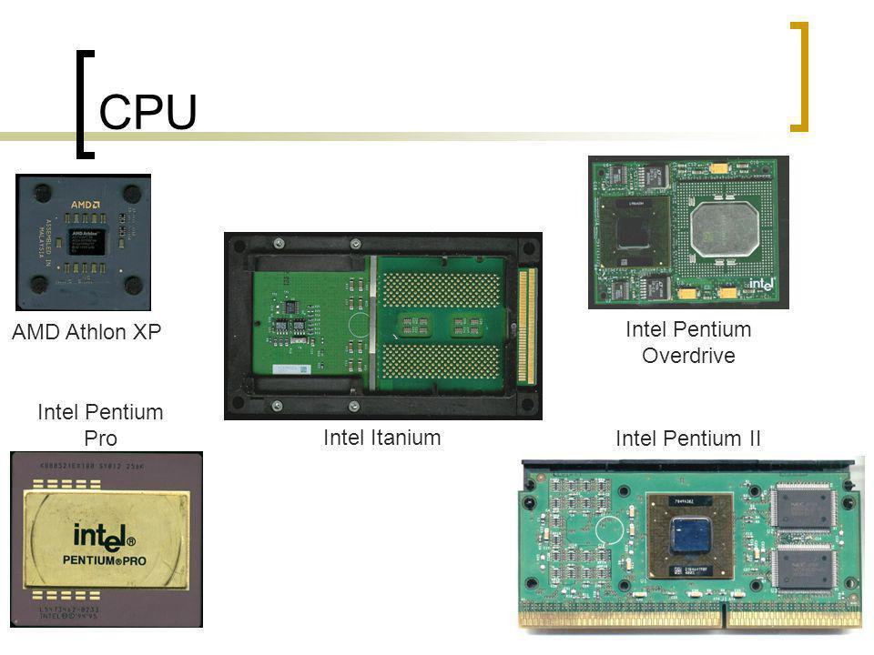 Intel Pentium Overdrive