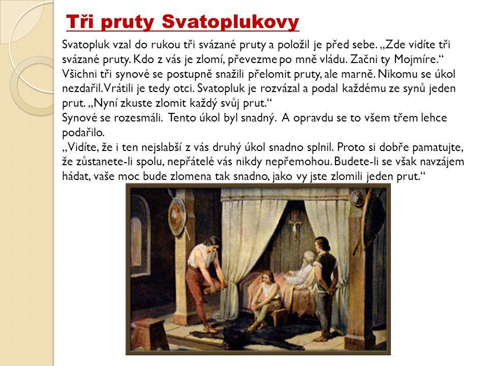 Tři pruty Svatoplukovy