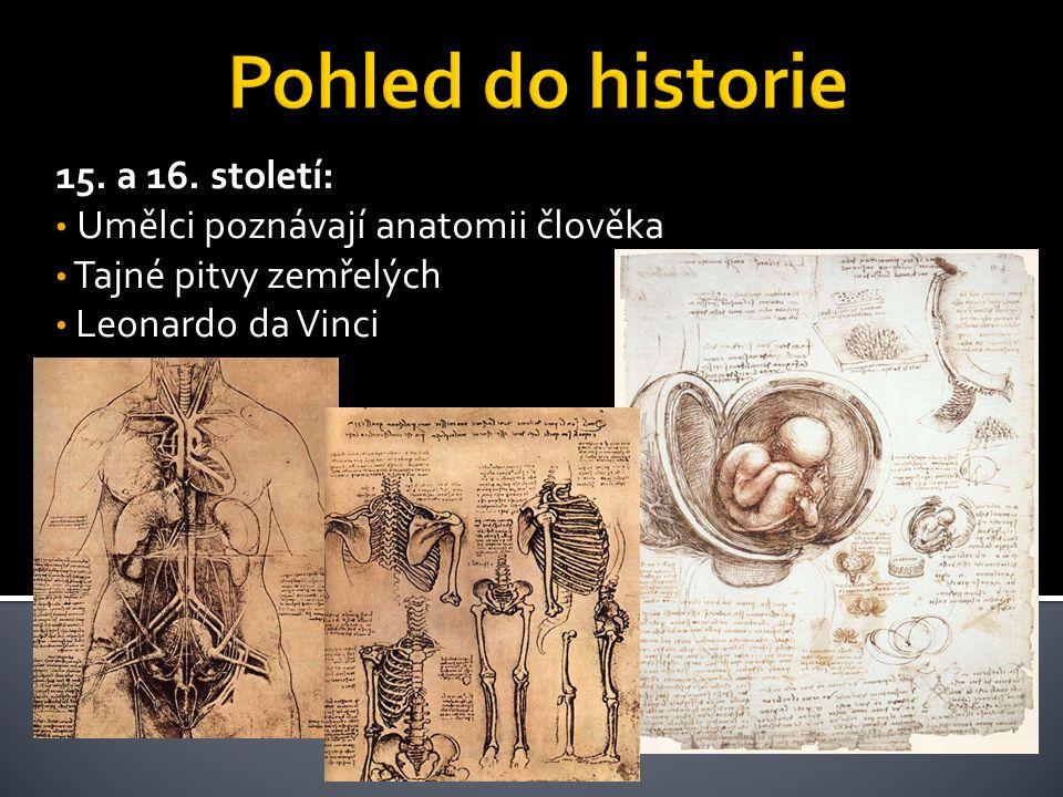 Pohled do historie 15. a 16. století: