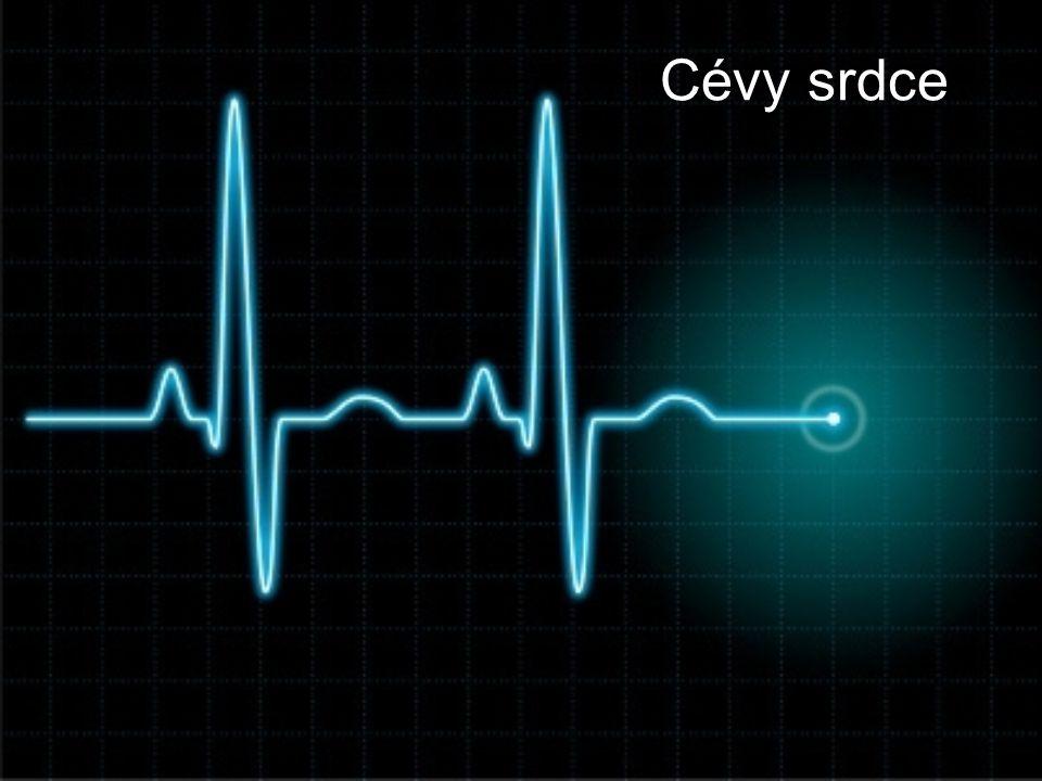 Cévy srdce