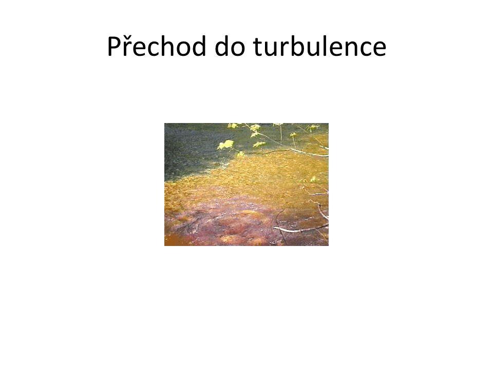 Přechod do turbulence