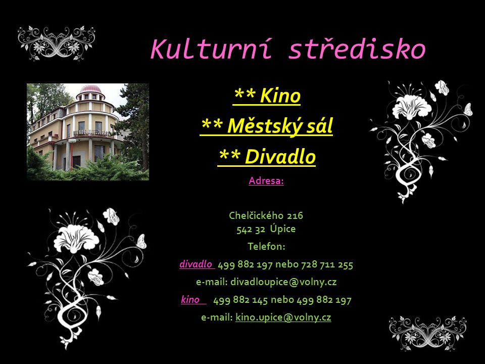 e-mail: kino.upice@volny.cz