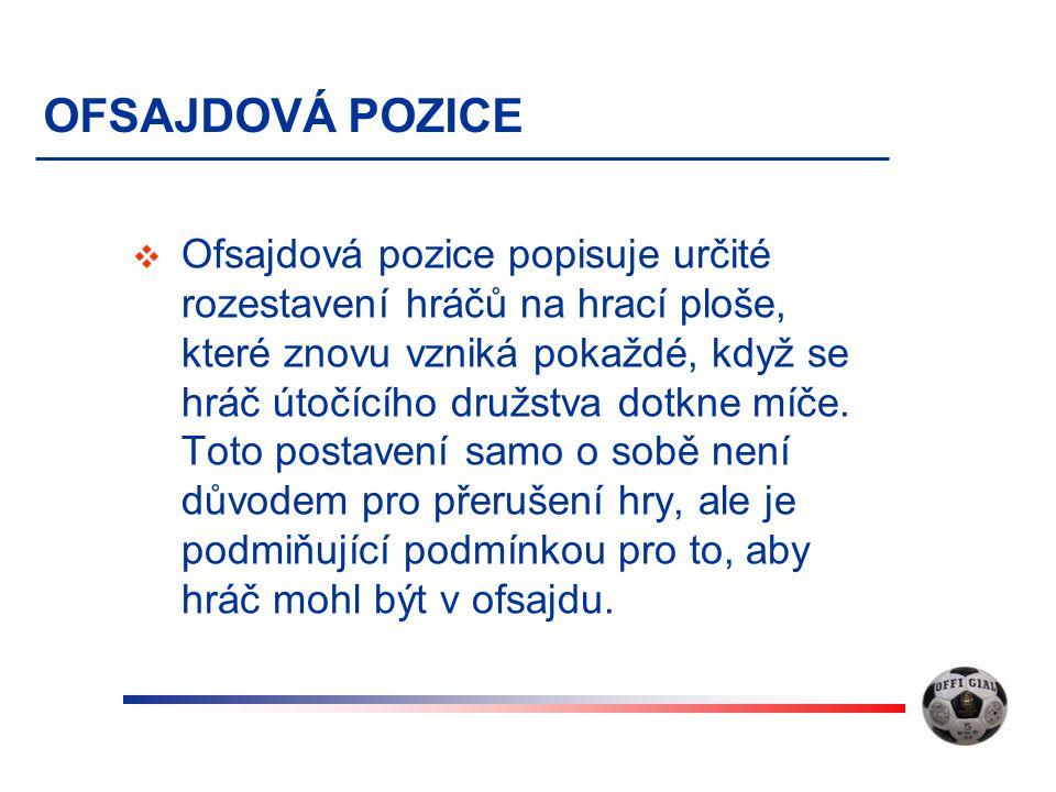 OFSAJDOVÁ POZICE
