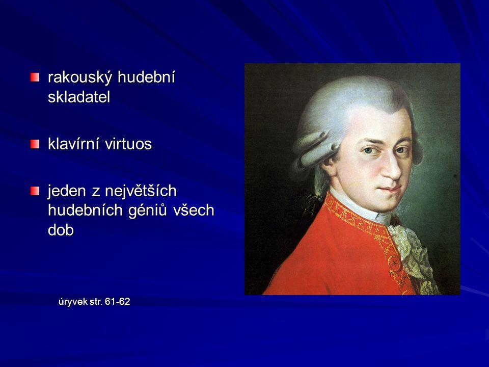 rakouský hudební skladatel