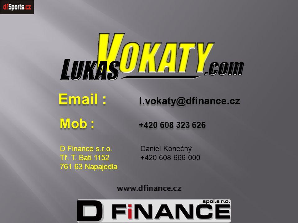 Email : l.vokaty@dfinance.cz