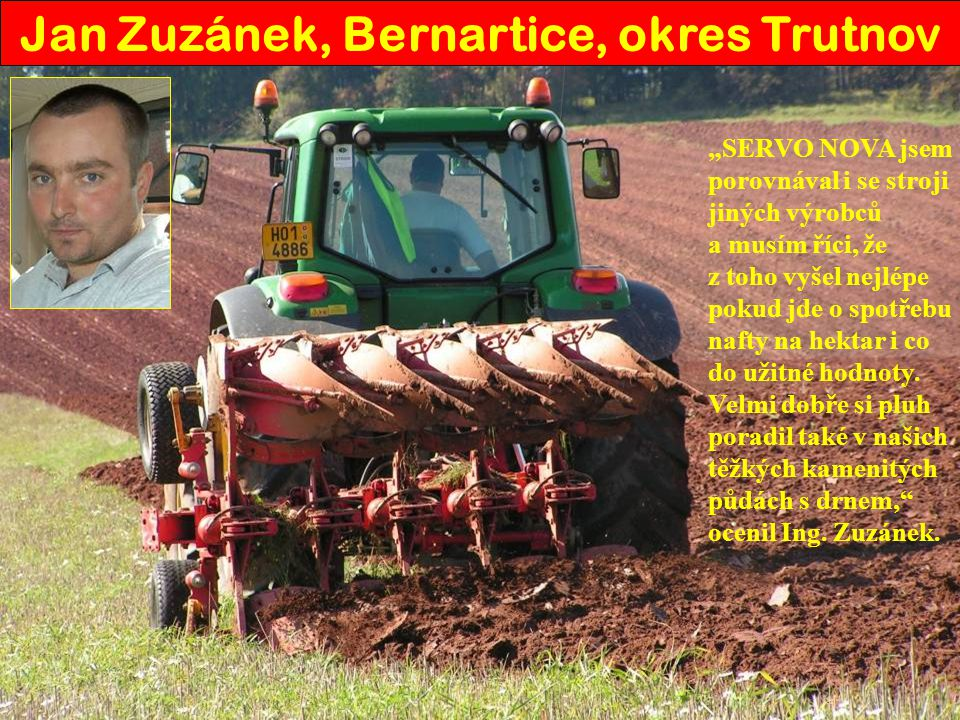 Jan Zuzánek, Bernartice, okres Trutnov