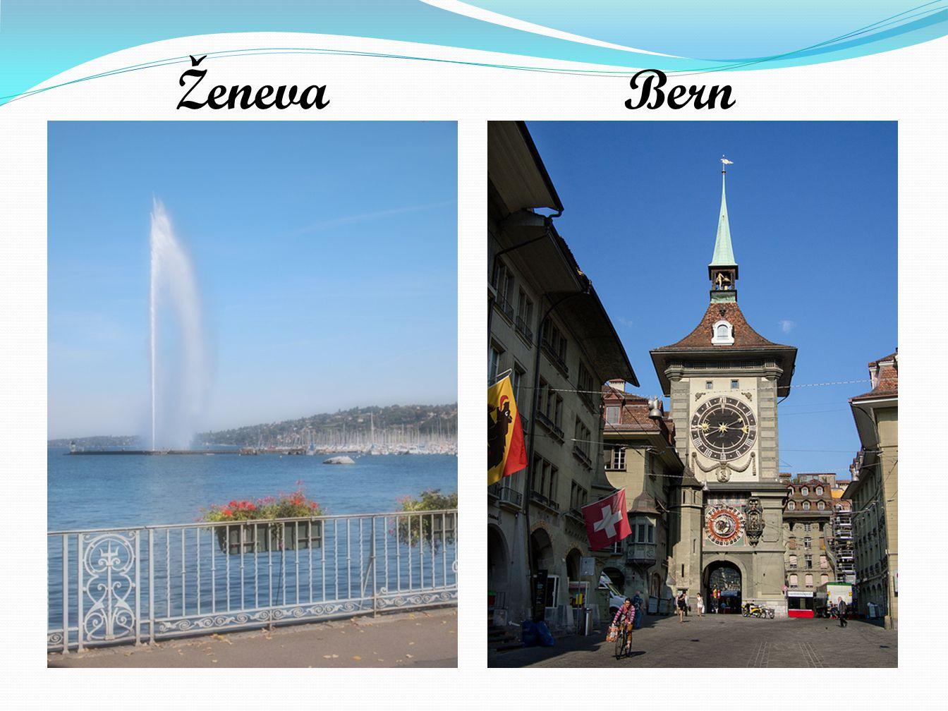 Ženeva Bern