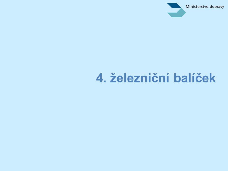 4. železniční balíček 1
