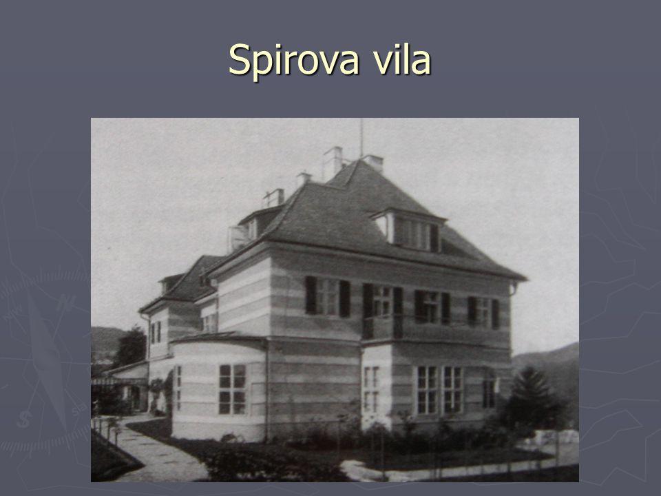 Spirova vila