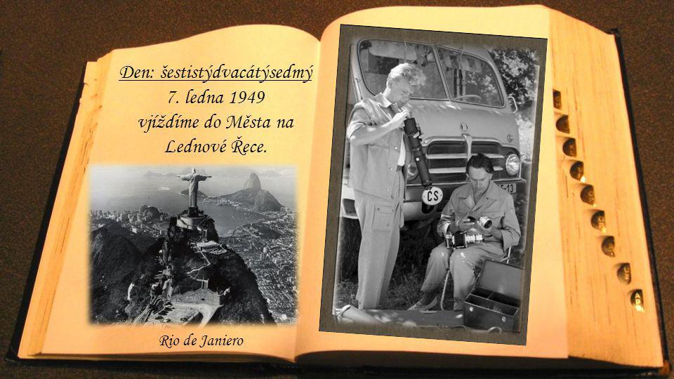 Den: šestistýdvacátýsedmý 7. ledna 1949