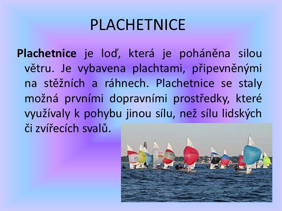 PLACHETNICE