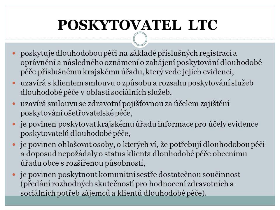 POSKYTOVATEL LTC