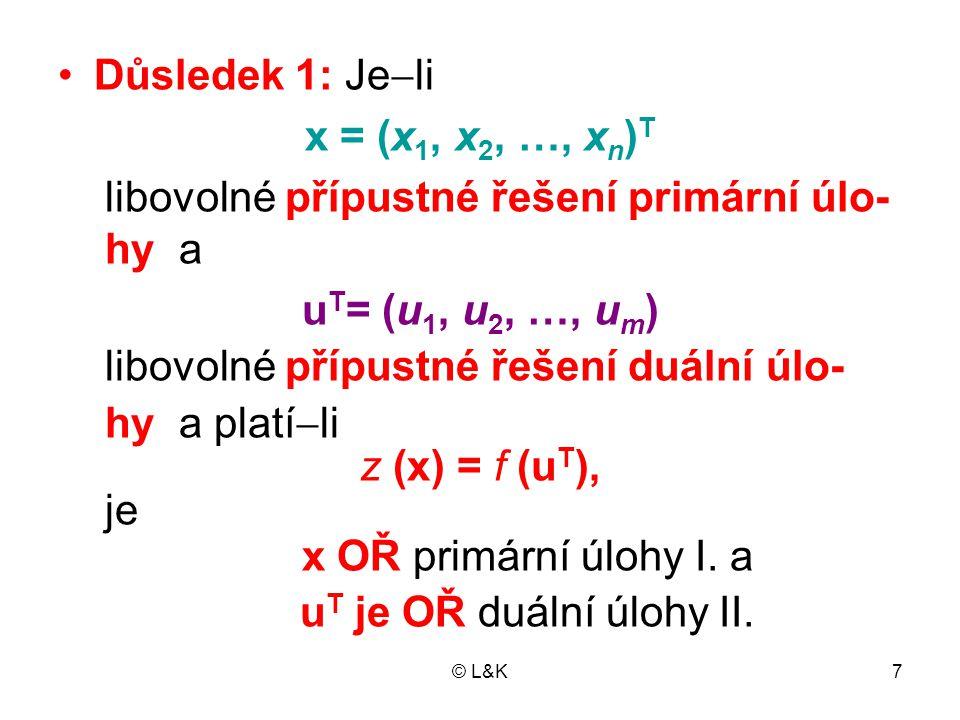 x = (x1, x2, …, xn)T uT= (u1, u2, …, um)