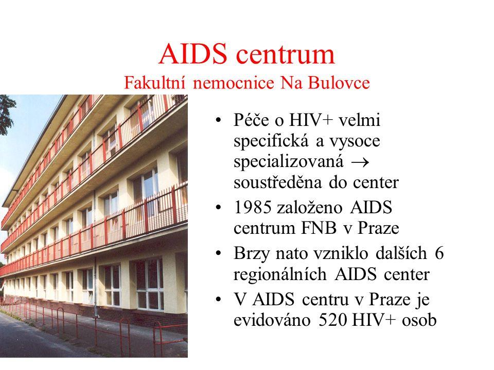 AIDS centrum Fakultní nemocnice Na Bulovce