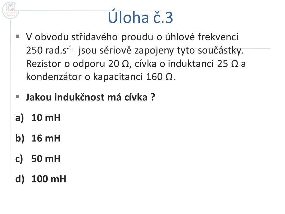 Úloha č.3