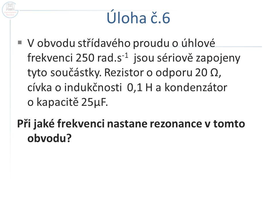 Úloha č.6