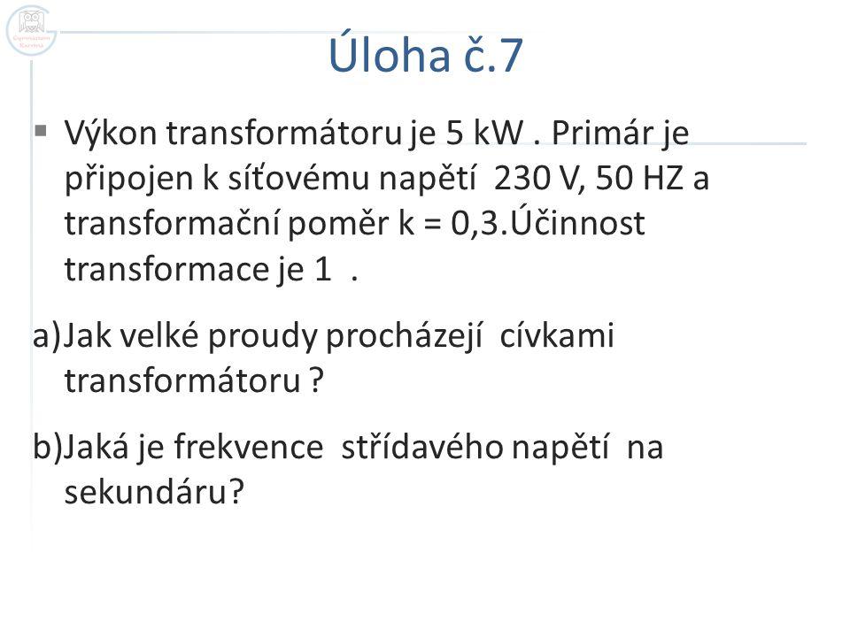 Úloha č.7