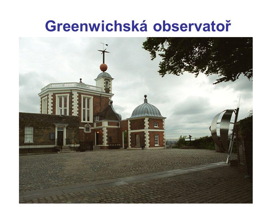 Greenwichská observatoř