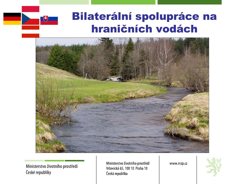 Bilaterální spolupráce na hraničních vodách