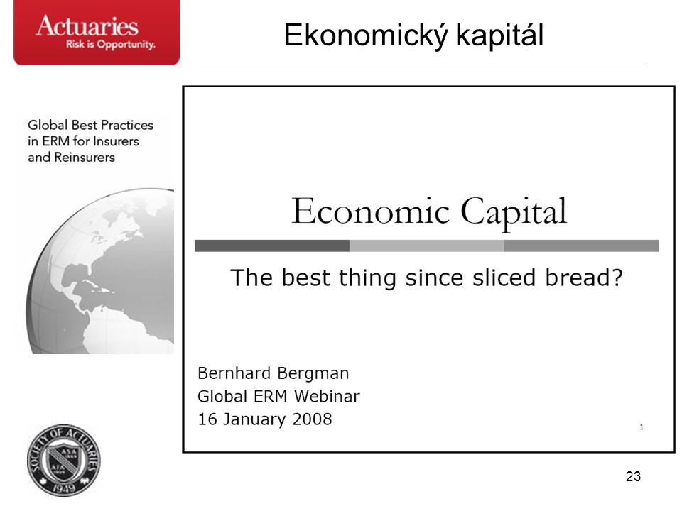 Ekonomický kapitál