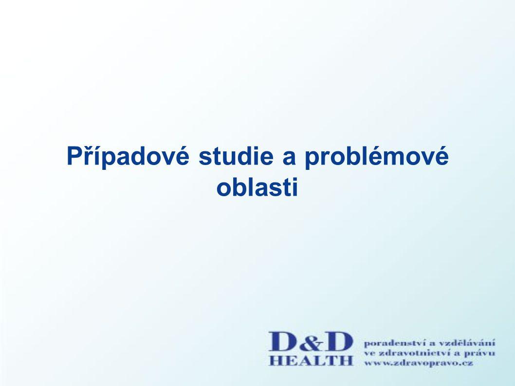 Případové studie a problémové oblasti