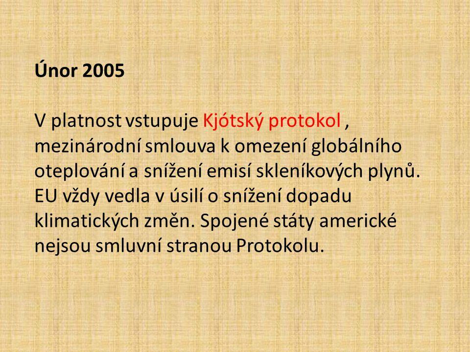 Únor 2005