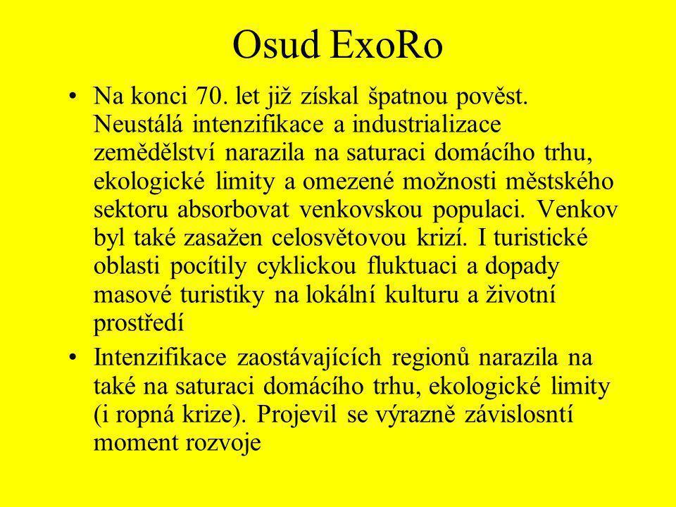 Osud ExoRo
