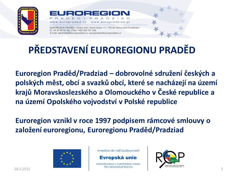 Představení Euroregionu Praděd
