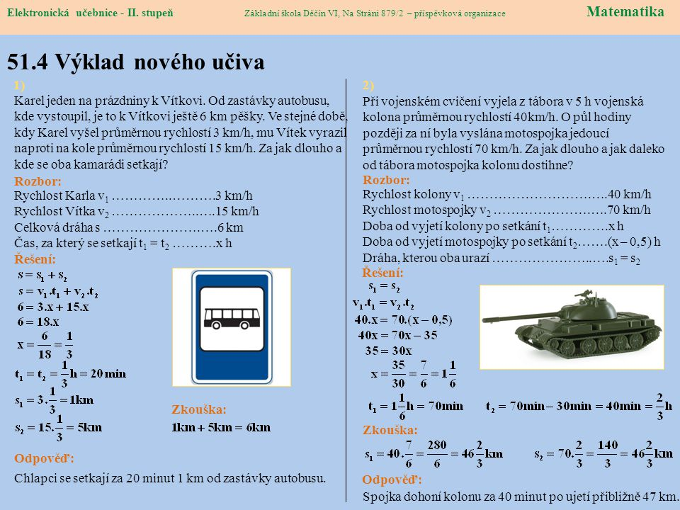 Základní škola Děčín VI, Na Stráni 879/2 – příspěvková organizace