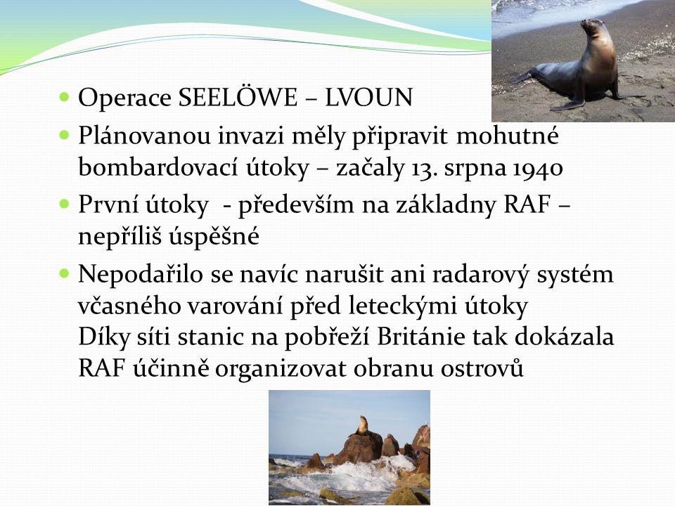 Operace SEELÖWE – LVOUN