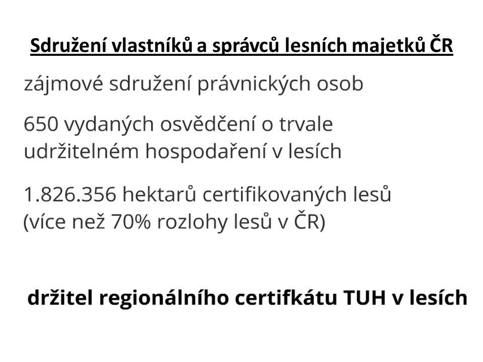Sdružení vlastníků a správců lesních majetků ČR