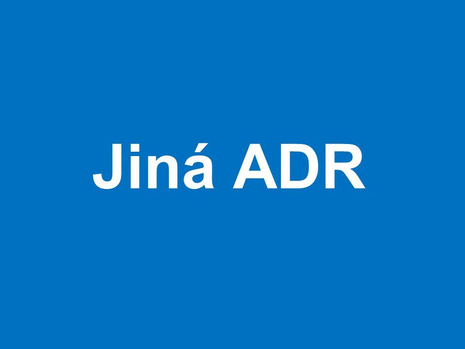 Jiná ADR