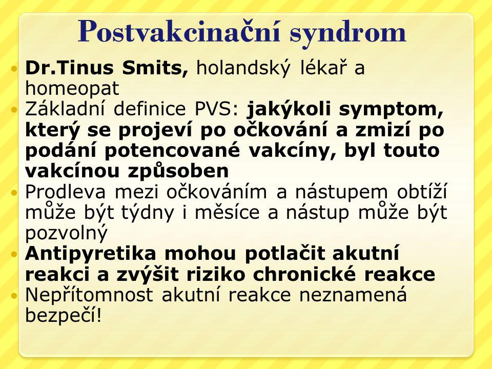 Postvakcinační syndrom