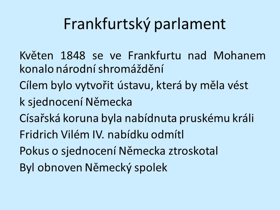 Frankfurtský parlament