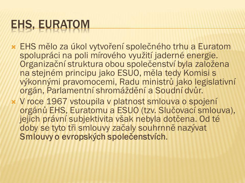 EHS, Euratom