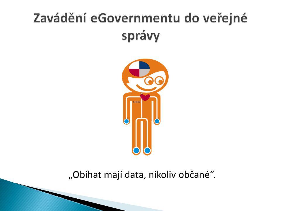 Zavádění eGovernmentu do veřejné správy