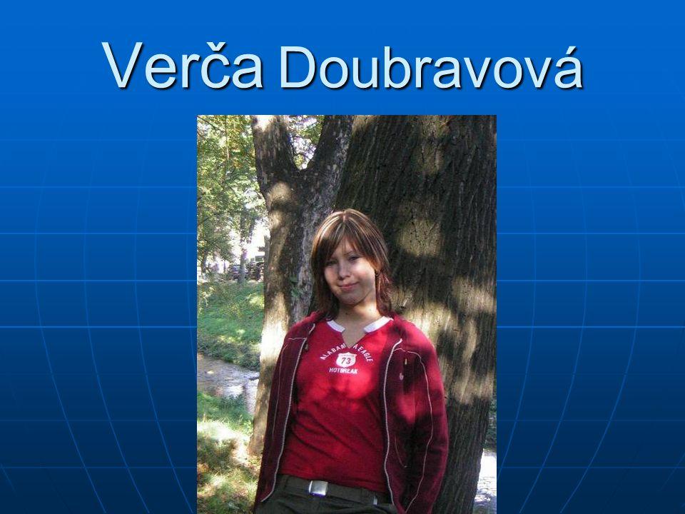 Verča Doubravová