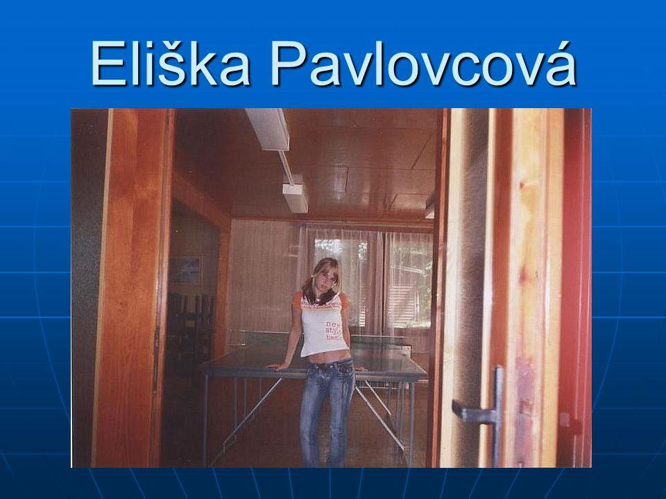 Eliška Pavlovcová