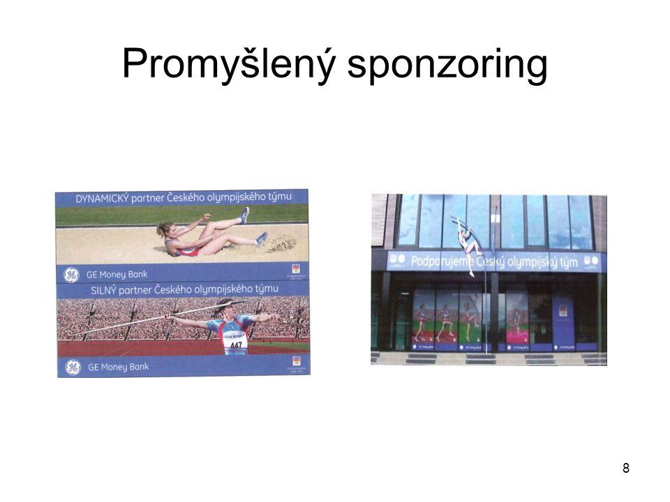Promyšlený sponzoring