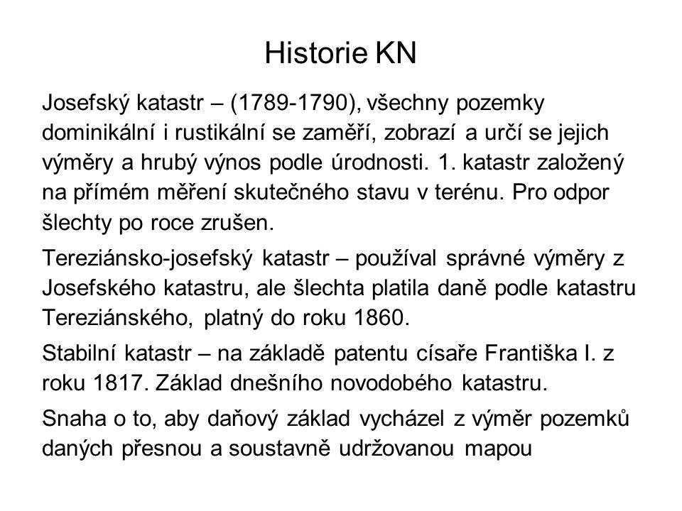 Historie KN