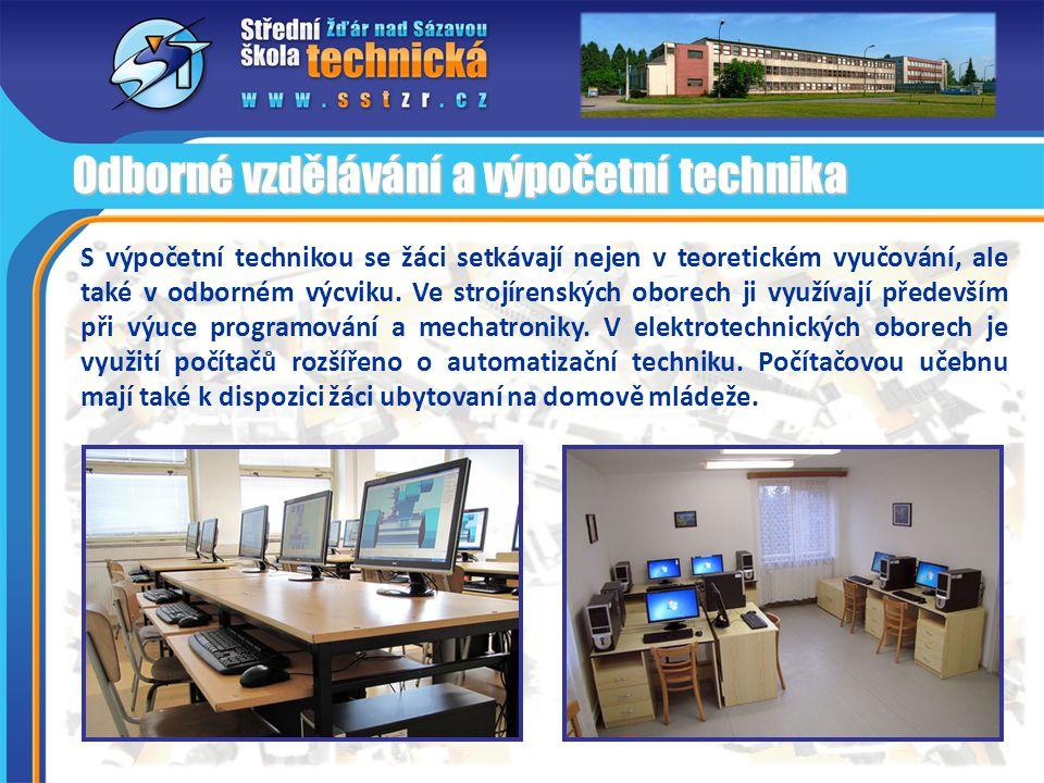 Odborné vzdělávání a výpočetní technika