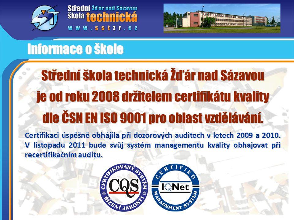 Střední škola technická Žďár nad Sázavou