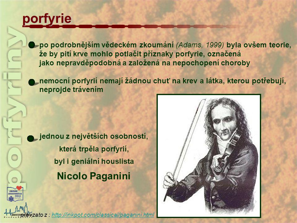 jednou z největších osobností, byl i geniální houslista