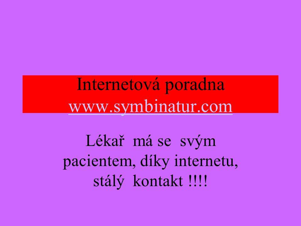 Internetová poradna www.symbinatur.com